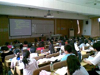 2009级博仁考研法硕基础精讲班课堂